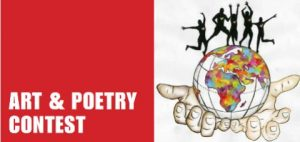 art and poetry contest cover banner